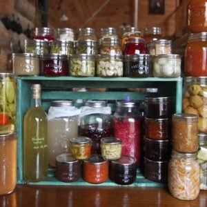 The Homegrown Winter Pantry