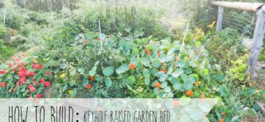 How to Build a Keyole Raised Garden Bed
