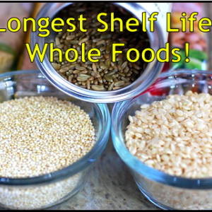 Whole Foods Give the Longest Shelf Life