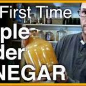 How to Make Apple Cider Vinegar at Home Videos