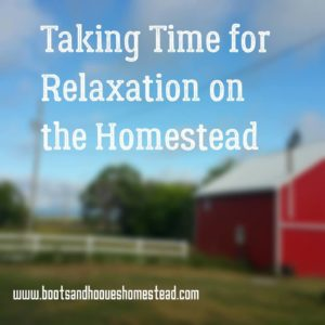 Homestead Relaxation