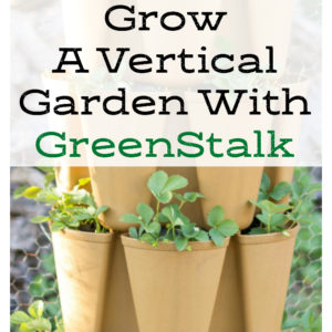Grow A Vertical Garden With GreenStalk