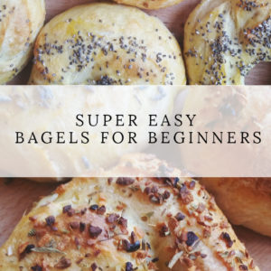 Bagels for Beginners