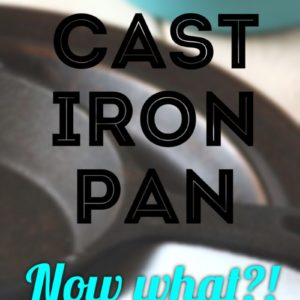 Cooking, Cleaning and Caring for Cast Iron Cookware