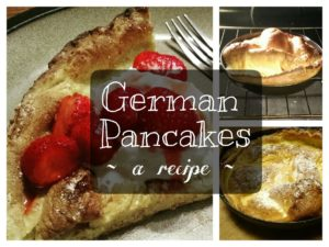 German Pancakes Recipe Food Network