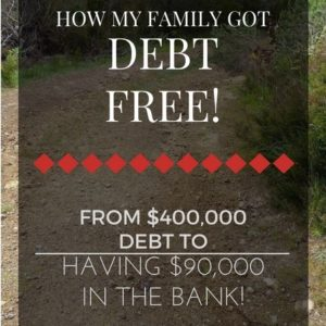 How My Family Got Debt Free