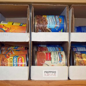 Storing Canned Food – 4 Rotation Ideas