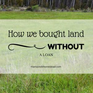 How To Buy Land Loan Free