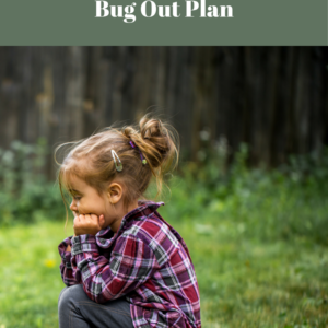 Women Should Have Their Own Bug Out Plan