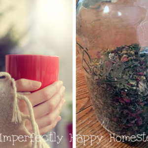 Chill Out Herbal Tea Recipe