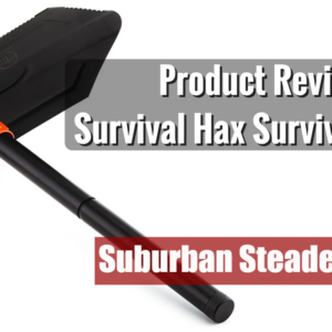 Survival Hax Survival Shovel Review