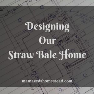 Our Straw Bale House Design Process