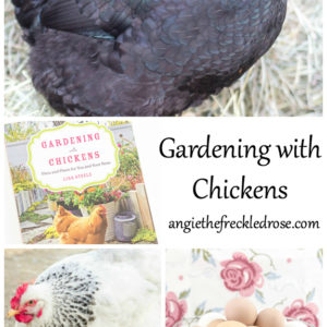 A Book Review: Gardening With Chickens
