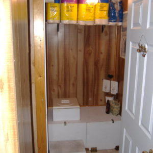 "The ""Indoor Outhouse"" for the Off-Grid Homestead"