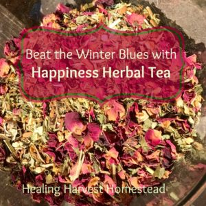 How to Beat the Winter Blues–And a Happiness Tea Recipe