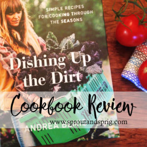 """Dishing Up The Dirt"" Cookbook Review"