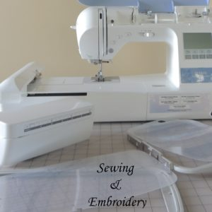 Do All Your Sewing And Embroidery On One Machine
