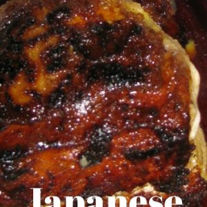 Japanese Chicken Recipe