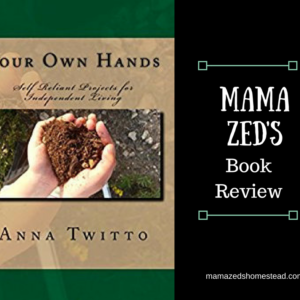 "Book Review for ""Your Own Hands"""