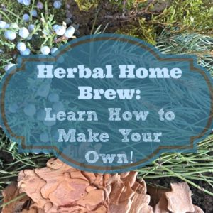 How to Make Herbal Home Brewed Beer