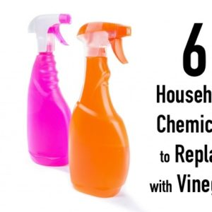 6 Household Chemicals to Replace with Vinegar