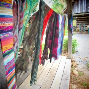 The Smoky Mountain Fiber Arts Festival 2017 – Simply Amazing