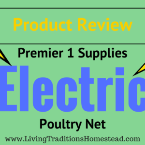 Premier 1 Electric Netting Unboxing and Review