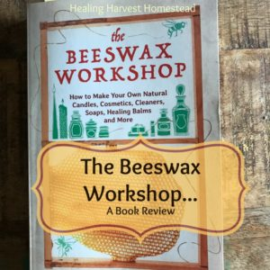The Beeswax Workshop:  About a Million Ways to Use Beeswax in Your Home!