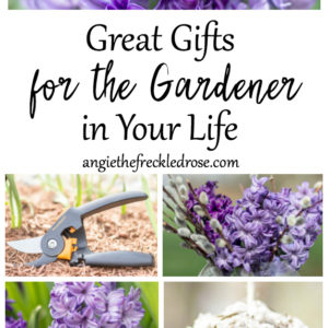 Great Gifts for the Gardener in Your Life