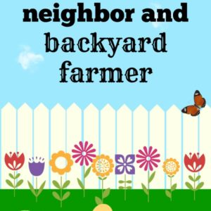 Being a Good Neighborhood Farmer