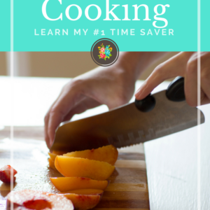 How to Save Time Cooking