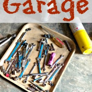 The Homestead Garage…Thinking About Tools and Toolboxes