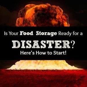 Food Storage Basics: How to Get Started on Your Own Food Storage