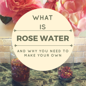 Why You Need To Be Using Rose Water