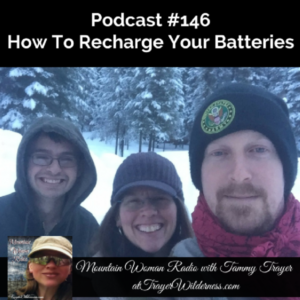 Podcast #146: How To Recharge Your Batteries