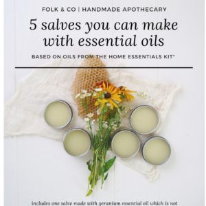 Five DIY Salve Recipes for your home apothecary