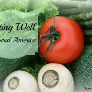 Eating Well in Rural America