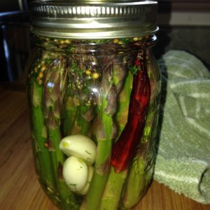 Pickled Asparagus Recipe