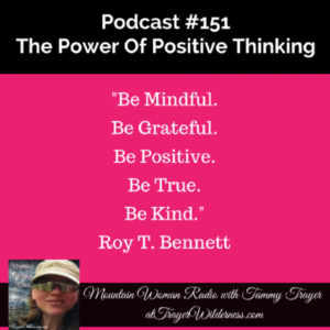 Podcast #151: The Power Of Positive Thinking