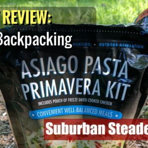 Bannock Backpacking Food Review