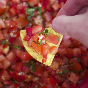 Our Favourite Salsa Recipe & How We Can It Up!