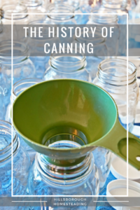 The Unique History of Canning