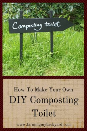 How To Make Your Own DIY Composting Toilet - Homestead Bloggers Network