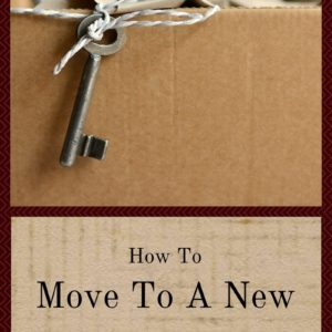 How To Move To  A New Homestead