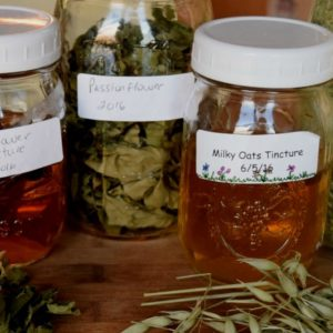 Relieve Stress Naturally – Make Your Own Stress-Relief Tincture