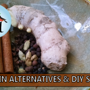 Pumpkin Alternatives and DIY Pumpkin Spice Blend