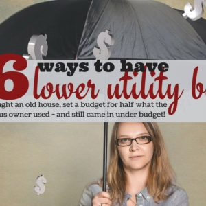 66 Ways to Lower Utility Bills