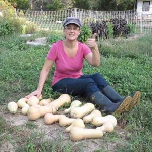 How to Tell if Butternut Squash is Ready to Harvest!  Simple Tips to Help You