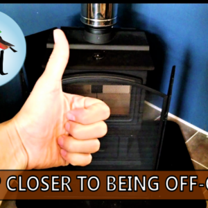 Two Steps Closer to Off-Grid Freedom (VIDEO)