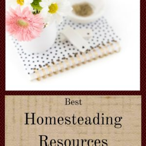 Best Homesteading Resources To Help You